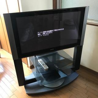 【ネット決済】早い者勝ち‼️HITACHI製プラズマテレビ w3...