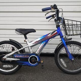 子供用自転車 16インチ 状態悪