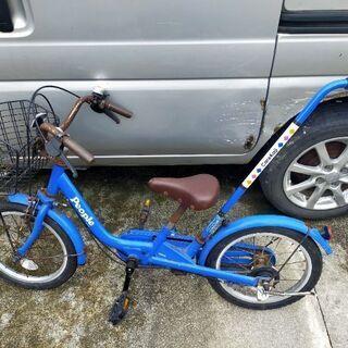ピープル自転車16インチ