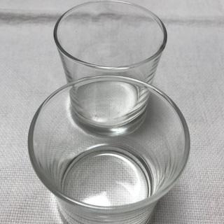 216、小グラス2個セット  ウイスキー用、ストレート用 - 生活雑貨