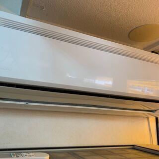 地域限定工事費込みダイキン エアコン 6畳 室外機、室内機(セット)