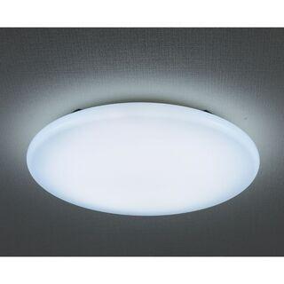 R654)オーム電機 LEDシーリングライト 06-1696 L...