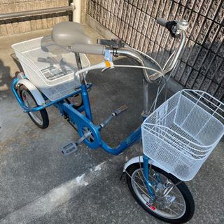 大人用三輪自転車 スイングロータイプ