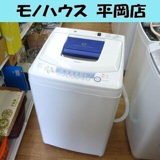 東芝 洗濯機 6.0kg AW-60GC ホワイト/白色 200...