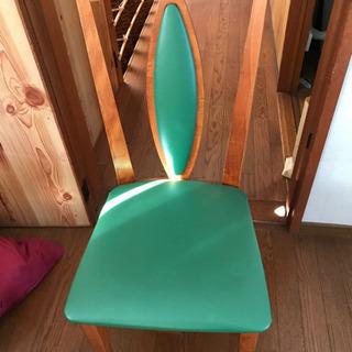 椅子4脚 ダイニング、お店に
