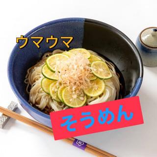 🌺✨Summer cool✨そうめんをいろんな食べ方で😋🌸
