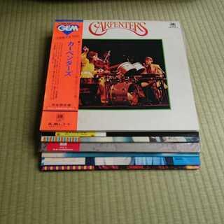 レコード 1970~ 海外のポップス等 LP盤10枚、EP盤29...