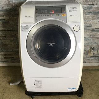(売約済み)National ナショナル ドラム式洗濯乾燥機 N...