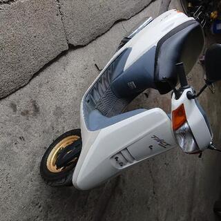 ホンダタクト実働車 走行6173㎞ 6馬力  タイヤ新品