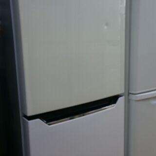 (引き出しタイプの冷凍室の)ハイセンス 2ドア冷蔵庫130L 2...
