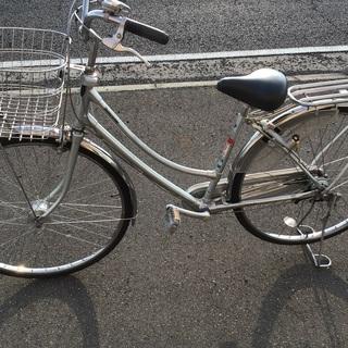 BS JOBNOタイヤ前後新品整備済中古自転車