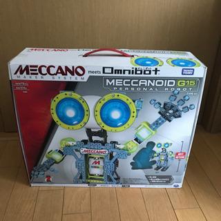 Omnibot Meccanoid(メカノイド) G15 …