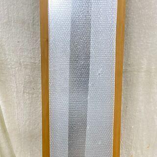 無印良品 MUJI スタンドミラー 全身鏡 木製 ナチュラ…