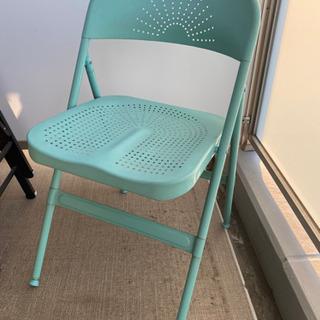 無料 IKEA  折りたたみ椅子