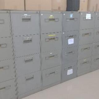 オフィス用のスチール書庫、幅455高さ1400