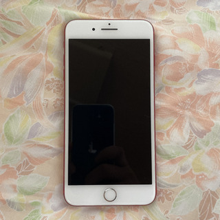 iPhone 7 Plus Red 256 GB SIMフリー