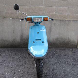 明石市 神戸市 ヤマハ トライ 52W 青 1985