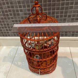 [お相手が決まりました]海外製の鳥かご インテリア 置き物 − 愛知県