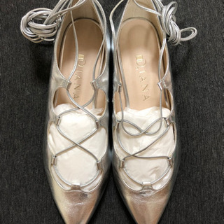 未使用 ダイアナ 靴 23.5