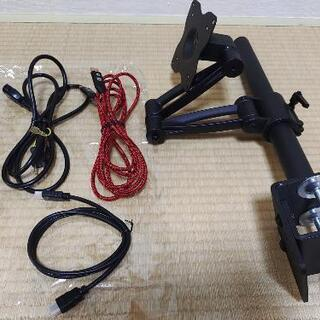 MSI ゲーミングモニター 曲面パネル27型 144Hz - 家電
