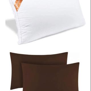 1.枕 ホテル仕様 高反発枕 丸洗い可能 立体構造43x6…