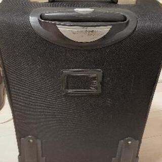 布製のスーツケース差し上げます - その他