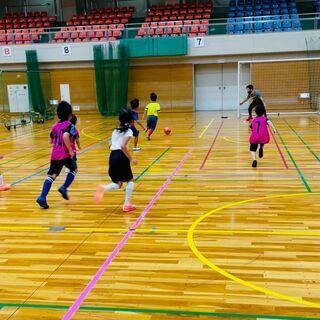 年中さんから参加◎新規サッカースクール生徒募集中。