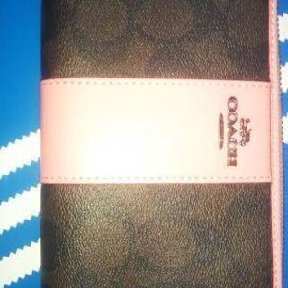 COACH モノグラム長財布 正規品 新品 未使用
