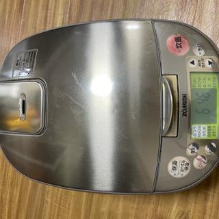 【ネット決済】一升❗️圧力IH 炊飯器 ZOUJIRUSHI 象印