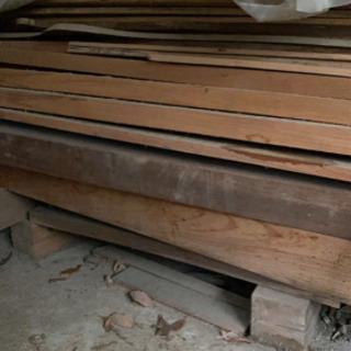 【ネット決済】木材 カウンターなど。