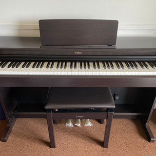 YAMAHA 電子ピアノ YDP-164R ARIUS 超美品!