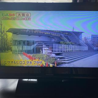 REGZA テレビ 26av550