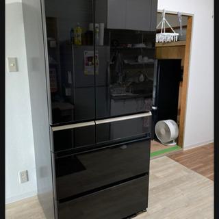 【🉐送料込🉐美品✨】6ドア冷蔵庫 大容量665L フレンチドア ...