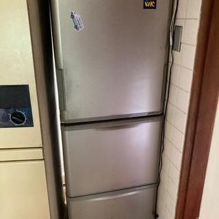 両開き冷蔵庫350リットル2012年