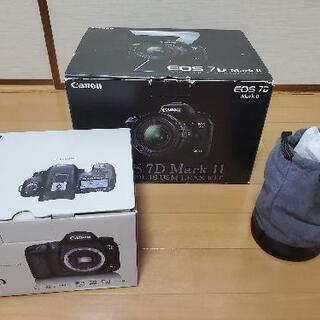 カメラ 一眼レフ📷️Canon 7D MarkⅡ【保証書付き】