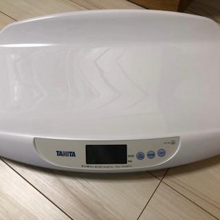 【ネット決済】ベビースケール タニタ BD-586-WH