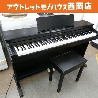 KORG 電子ピアノ C-2000 イス付き 88鍵盤 3ペダル...