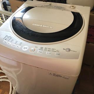 シャープ  ES-T704 全自動洗濯機 7キロ