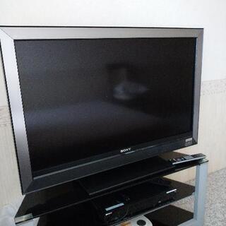 SONY 40型液晶テレビ(ジャンク品)