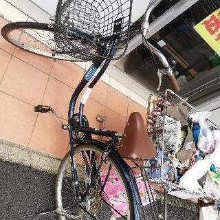 丸石 maruishi シティサイクル 6段変速