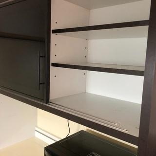 大容量 食器棚