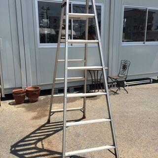 ●はしご兼用脚立 約2m 7尺 ピカコーポレーション
