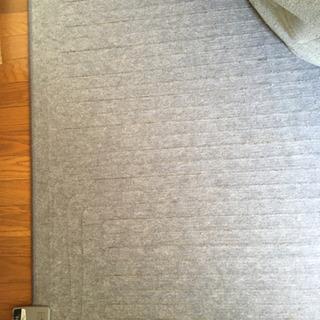 Sanyo ホットカーペット 二畳用 無料でお譲りします。