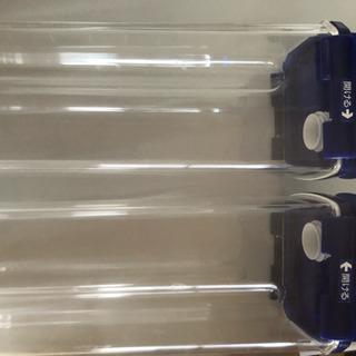 飲料水容器2個セット