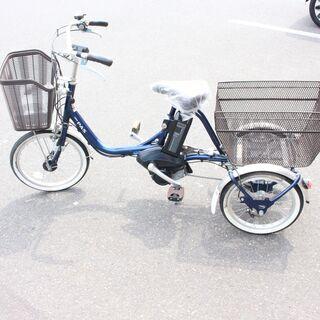★195 YAMAHA 3輪電動アシスト自転車 PAS 【リサイ...
