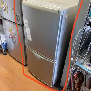 122ℓ ナショナル冷蔵庫
