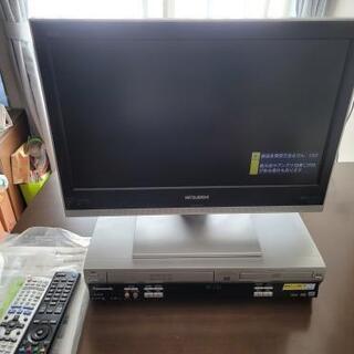 三菱 20インチ 地デジ、BSテレビ  REAL   LC…