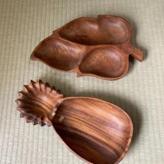 ハワイ土産 木皿 プレート