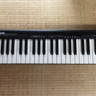 ALESIS Q49 キーボード