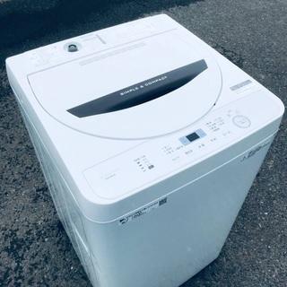 ♦️EJ1693B SHARP全自動電気洗濯機 【2019年製】